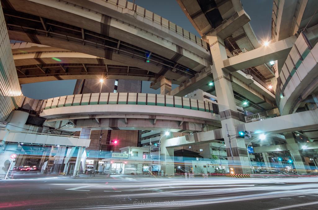 箱崎ジャンクション(東京都中央区)