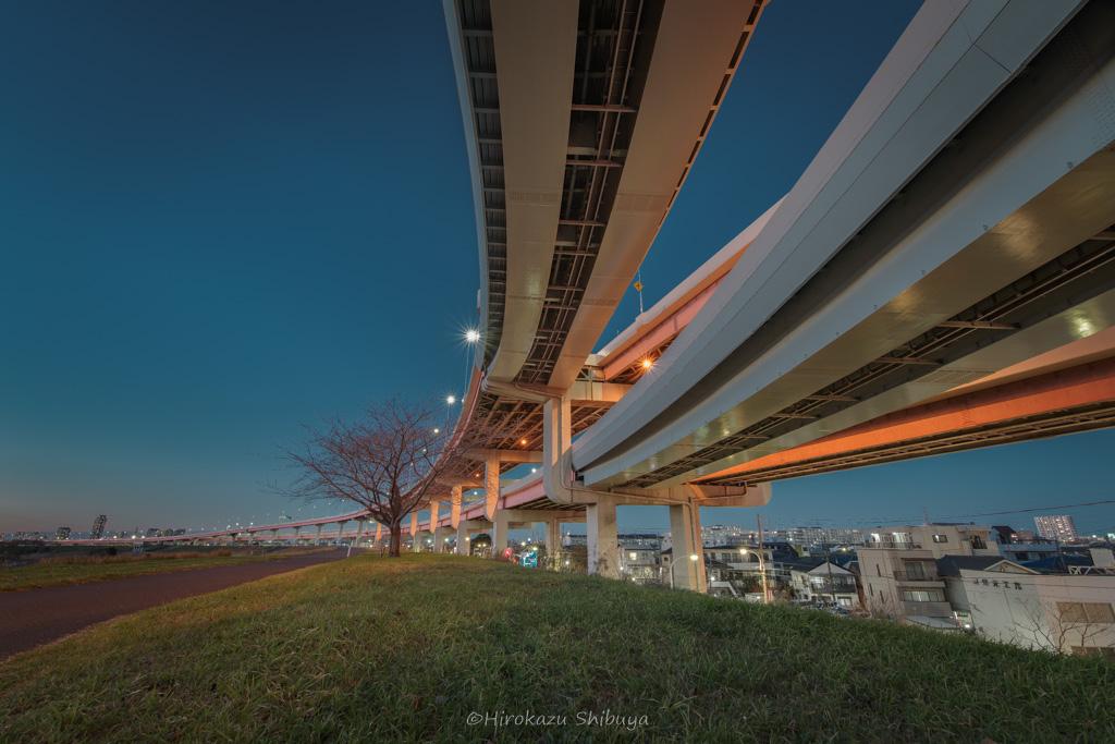 江北ジャンクション(東京都足立区)