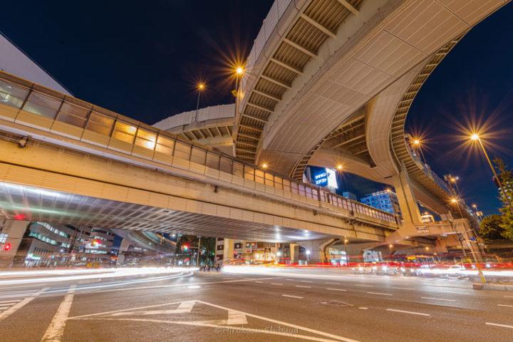 西新宿ジャンクション夜景