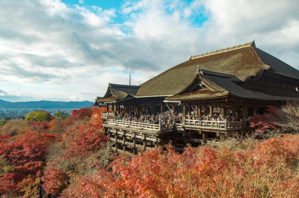 京都で写真を撮るなら押さえておきたい撮影スポット① 清水寺