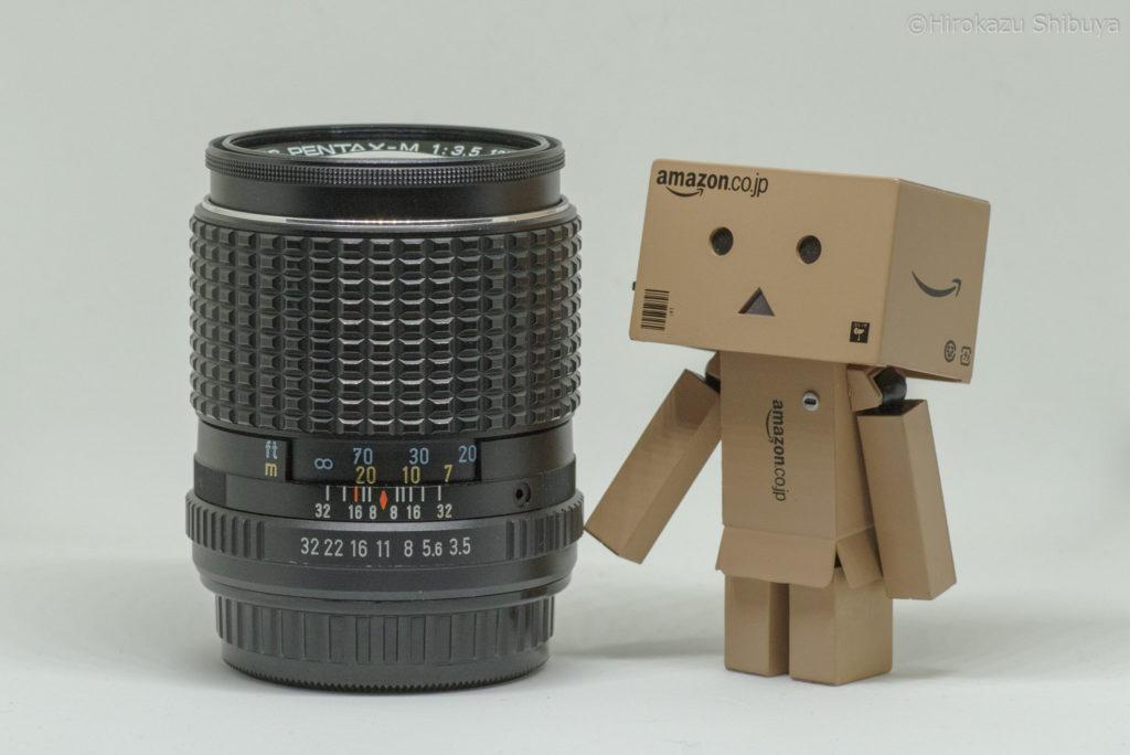 smc PENTAX-M 135mm F3.5の外観②