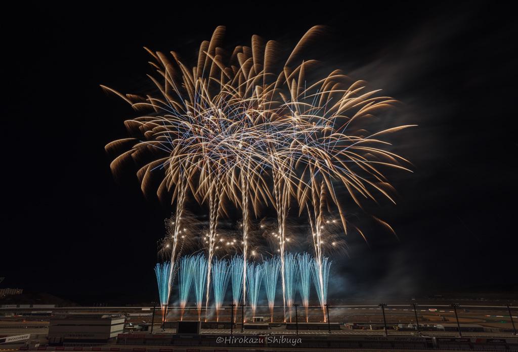 """花火の祭典""""New Year Fes"""" 「上州彩風」"""